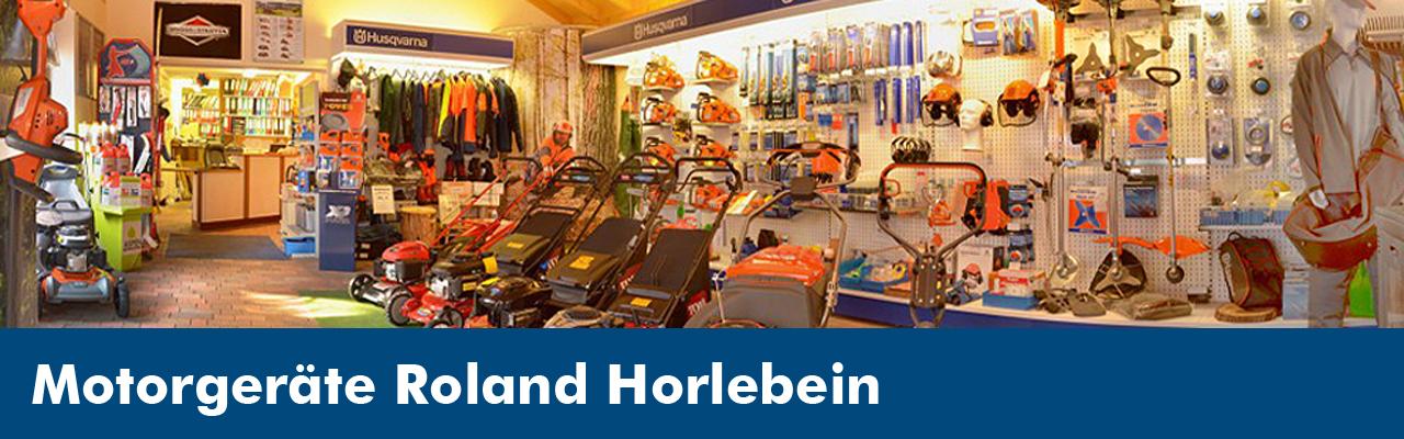 Motorgeräte Roland Horlebein